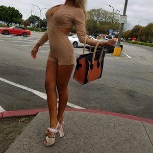 Fashion nova playsuit